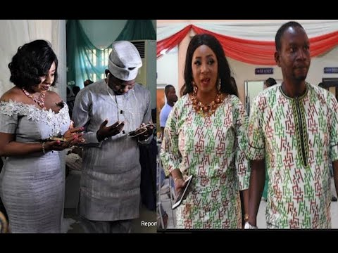 Download How Yoruba Actor Afeez Owo Was Able To Marry His Love Mide Martins,And How They Met