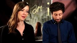 Jocelyn Towne and Simon Helberg Talk About Town's Directorial Debut, 'I Am I'