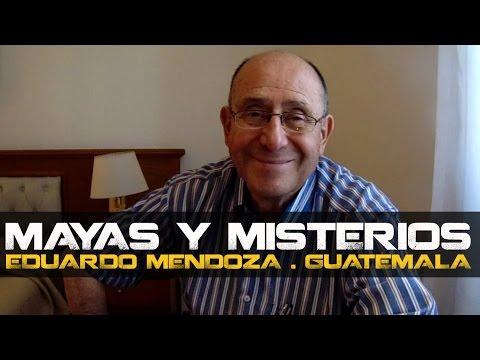 Eduardo Mendoza: Mayas y misterios desde Guatemala