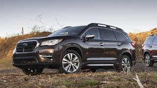 2019 Subaru Ascent Touring - Quick Look in 4K