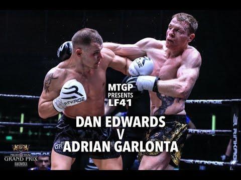 MTGP PRESENTS LF41: Dan Edwards v Adrian Garlonta