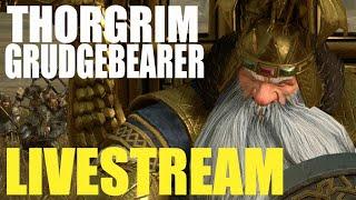 Smashing the VERMIN Tide - Thorgrim Grudgebearer Livestream Part 3