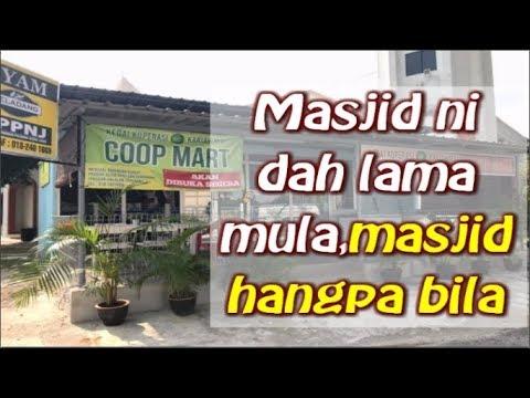 BMF | Masjid alfalah dah ada mart sendiri beb..Jom ..