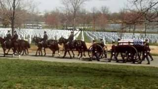 The Interment of Colonel Harrell Nelson Gillis United States Army