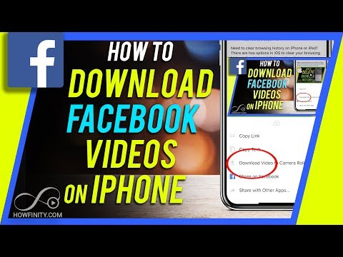 How To Download Facebook Videos On IPhone