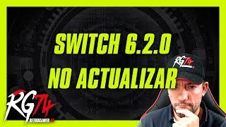 Switch 6.2.0. NO ACTUALIZAR.  TOKENIZER DOGE