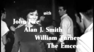 "Las Vegas, 1965.  Opening credits from the film, ""Scream of the Butterfly"""