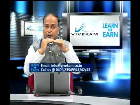 Vivekam: Learn to Earn Episode-33 (Stock price discovery, Prediction of high low ranges)