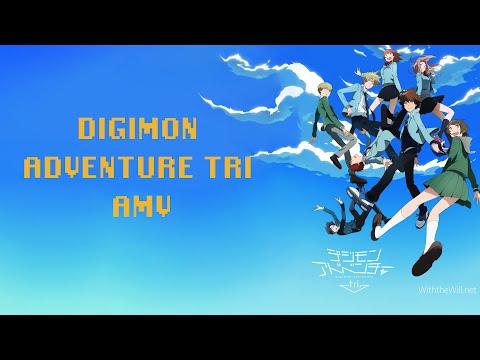 AMV Digimon TRI-BraveHeart (Subtitulos/Karaoke) ᴴᴰ
