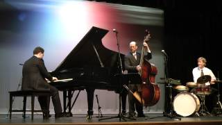 """TEA FOR TWO CHA CHA CHA"": PAOLO ALDERIGHI PLUS TWO at ROSSMOOR (March 11, 2014)"