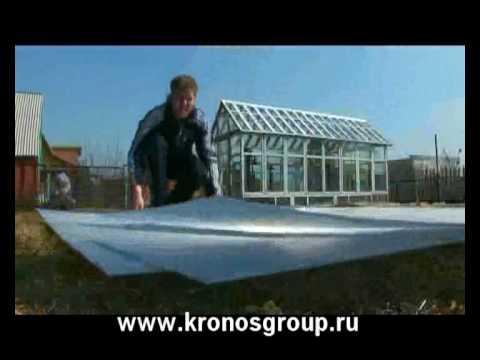 видео: парник теплица из сотового поликарбоната Кронос