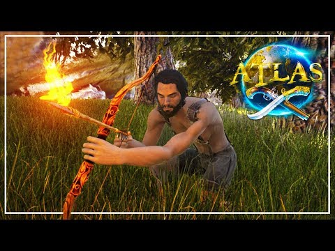 ATLAS Power Leveling Guide - How To Get Insane XP With Fire Arrows (Obsolete)