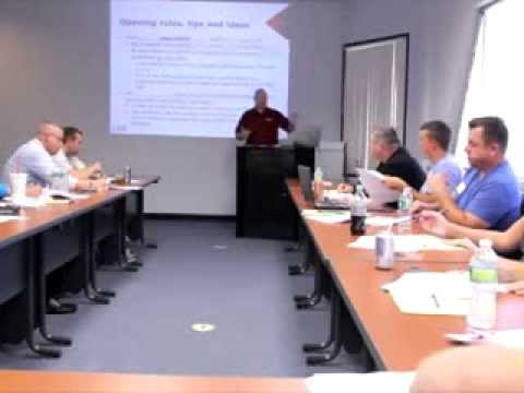 Freight Broker Agent Sales Strategies 5 Seminar Part 1 of 2