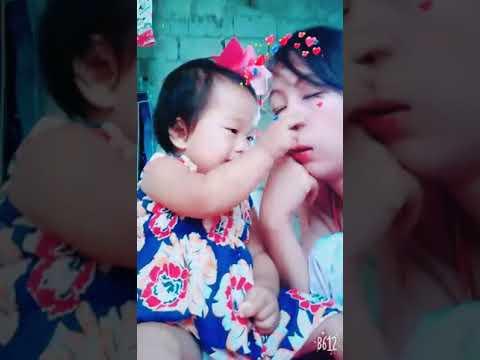I love you little girl