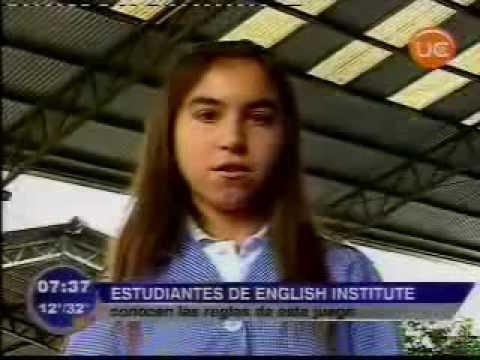 Santiago, The English Institute