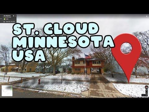 Let's Take A Virtual Tour Of St. Cloud Minnesota