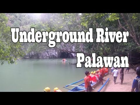 VACATION IN THE PHILIPPINES, TRAVEL DIARY #5-UNDERGROUND RIVER, PUERTO PRINCESA-PALAWAN