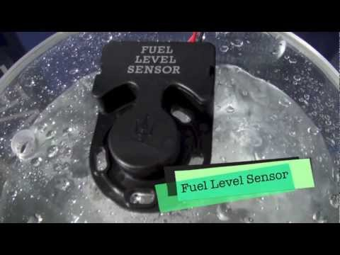 Clean Marine Systems Fuel Level Sensor