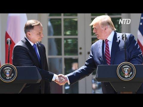 США и Польша договорились о сотрудничестве в оборонной сфере