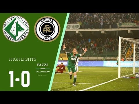 Avellino-Spezia 1-0 - HD Highlights - Serie B 41^ Giornata