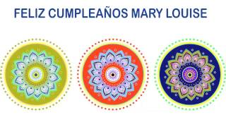 MaryLouise   Indian Designs - Happy Birthday