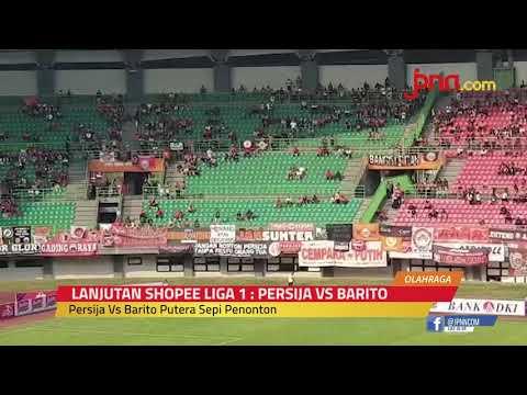 Laga Persija Vs Barito di Stadion Patriot Sepi Jakmania, Bisa Jadi Ini Sebabnya
