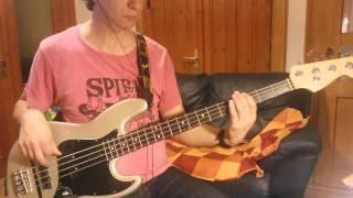 Fool For Your Loving - Whitesnake (bass cover)