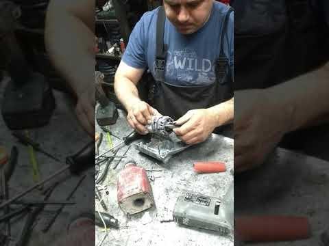 Перфоратор кресс 750 ремонт своими руками