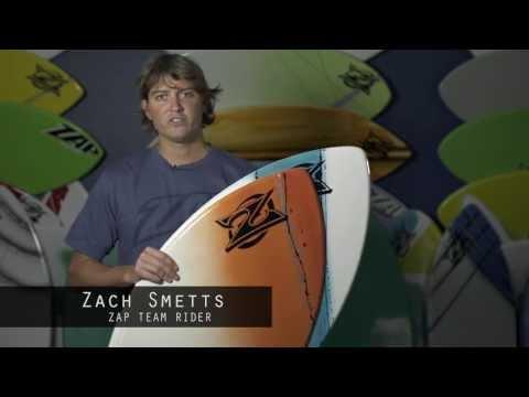 Zap Skimboards: Lazer