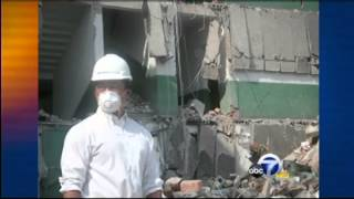 ABC 7 Sichuan China Earthquake - 2008