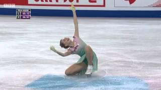 Elena RADIONOVA - 2016 World Championships - LP (BBC)