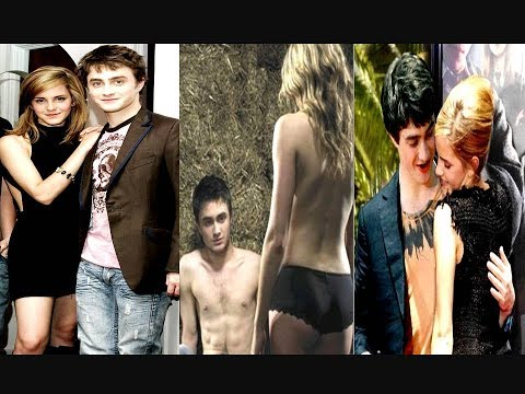 Daniel Radcliffe and Emma Watson Lovely Moments