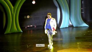 Video [Fancam HD] Big Bang - Hands Up - Singapore Alive Tour 2012 120928 download MP3, 3GP, MP4, WEBM, AVI, FLV Juli 2018