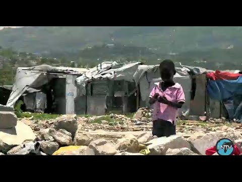 Rebuilding Haiti - UN Stories