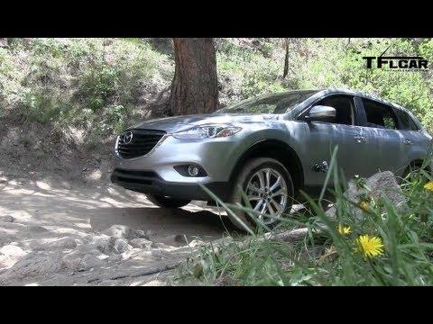 Subaru Forester vs Mazda CX-9 AWD Off-Road