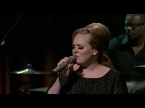ADELE - Love Song (HQ: Live from iTunes Festival 2011)