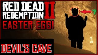 Devils Cave Mystery Solved!! :Red Dead Redemption 2