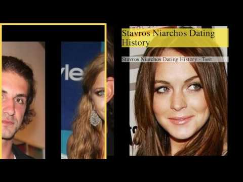 Stavros Niarchos Dating History
