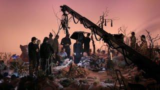 Behind the Scenes of Björk's Utopia, Kimono Roboto Exhibition