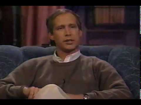 Later with Bob Costas: Chevy Chase  Part 2 1989