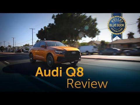 2019 Audi Q8 - Review & Road Test