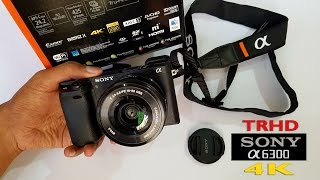 Sony a6300 Unboxing and Hands On!