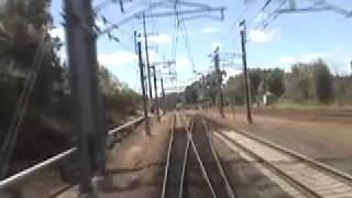 Amtrak Acela Cabride Part 3 The Conneticut Section