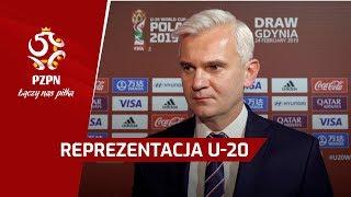 Jacek Magiera skomentował losowanie Mistrzostw Świata U-20