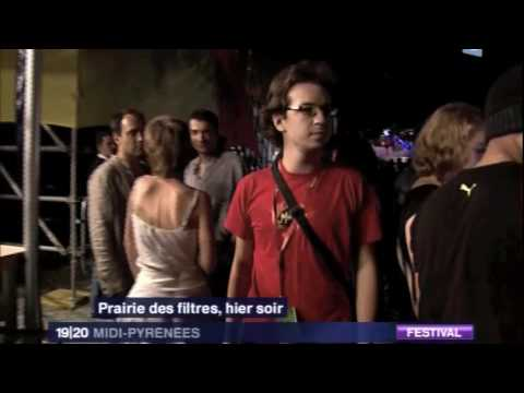 Radio 2M sur le JT 20h FR3 - YouTube