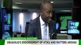 2019 Elections | Obasanjo's endorsement of Atiku and matters arising