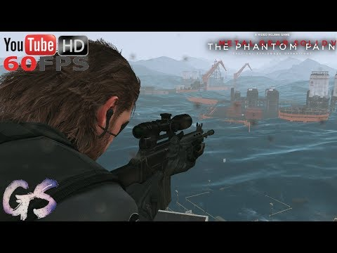 XOF's Invasion of Mother Base (1984) I Metal Gear Solid V: The Phantom Pain