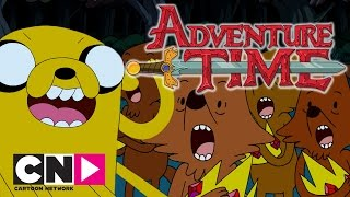 Adventure Time | Fox Hunt | Cartoon Network