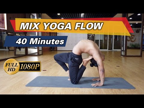 Mix Yoga Flow