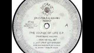 Jon Cutler & Dj Roman - The Sounds Of Life E.P.